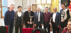 Masa Tenisi Turnuvası'nda şampiyonlar belli oldu