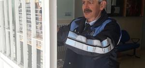 Samandağ'da zabıta soba zehirlenmelerine karşı halkı bilgilendiriyor
