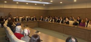 Samsun İl Sağlık Müdürlüğü görev devir teslim töreni