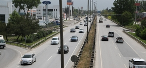 Sakarya'da trafikteki araç sayısı 276 bin 639'a ulaştı