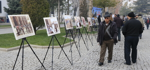 "Konya'da ""İşgal 100 Yaşında"" fotoğraf sergisi"