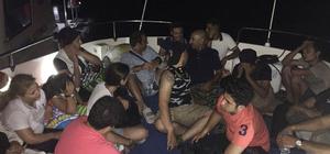 Muğla merkezli göçmen kaçakçılığı operasyonları