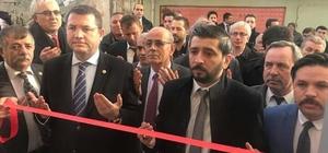 Altıntaş MHP'ye yeni hizmet binası