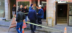 Samsun'da mutfak tüpü patladı: 1 yaralı
