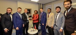 """Tanzanya'nın Ankara Büyükelçisinden iş adamlarına """"yatırım"""" daveti"""