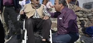 Yunusemre Belediyesi ihtiyaç sahiplerinin yanında