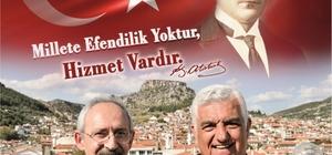 ılıçdaroğlu, Muğla'da toplu açılış ve temel atma törenine katılacak