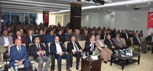 Şırnak Şehit Gazi ve Güvenlik Korucuları Federasyonu 2. Olağan Kongresi