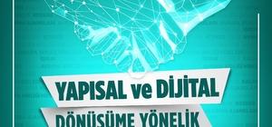Yazılı basının dijital dönüşümü İzmir'de konuşulacak