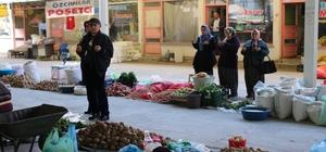 Beyşehir'de pazar duası geleneği yaşatılıyor