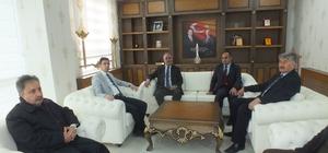 AK Parti İl Başkanı Yaktı Malazgirt'e