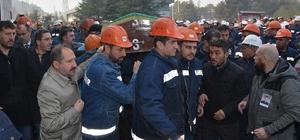 KARDEMİR'de ki iş kazası