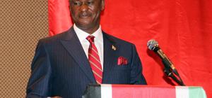 Kenya Milli Günü kutlandı