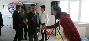 atvan'da öğrenciler için uygulama restoranı açıldı