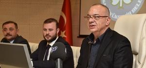 Başkan Ergün'den hayırseverlere teşekkür