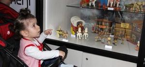 'Oyuncak Müzesi' 40 günde 4 şehir gezdi