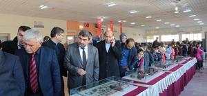 """Mut'ta """"Çanakkale 1915 Gezici Savaş Malzemeleri Müzesi"""" ziyarete açıldı"""