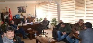Başkan Rasim Daşhan: Yeni iş yeri sahibi olan esnaflarımıza bol kazançlar diliyorum