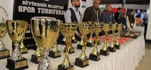 En fazla genç nüfusun bulunduğu illerden olan Şanlıurfa'da 8 dalda spor turnuvası