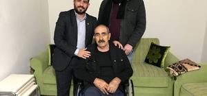 Genç Adımlar Derneği, engellilerin umudu oldu
