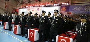 Erzurum PMYO'da mezuniyet töreni