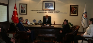 ent konseyi meclisleri Zolan'ı ziyaret etti