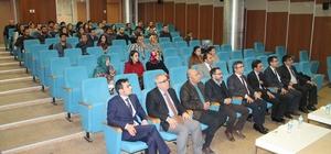 'Hekimlik ve Adli Tıp' konulu panel düzenlendi