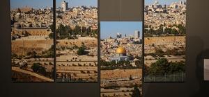 'Kudüs: Ey Hüzünler Şehri' fotoğraf sergisi OSM'de gerçekleştirildi