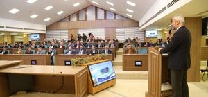 Başkan Yılmaz'dan 'Ortak Akıl' toplantısı