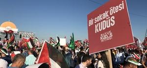 Memur Sen'den Ankara'da Kudüs mitingi çağrısı