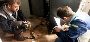 Organize sanayi bölgesine fiber optik çalışmaları tamamlandı