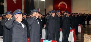 Bitlis Polis Meslek Eğitim Merkezinde mezuniyet töreni