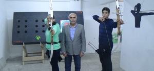 Samsun'daki okçuluk müsabakasına Hatay'dan 8 sporcu katılıyor