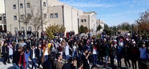 Harran Üniversitesinde geleneksel öğrenci buluşması