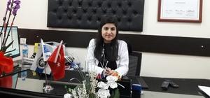 Uzm. Dr. Hanife Bolat Çelikhan Devlet Hastanesine başhekim olarak atandı