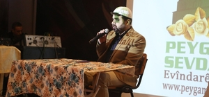 Silopi'de Mevlid-i Nebi programı düzenlendi