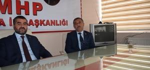 Başkan Avşar'dan muhtarlara destek sözü