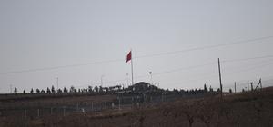 PYD'li teröristler işçiyi yaraladı