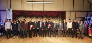 YYÜ Türk Müziği Devlet Konservatuarından muhteşem gece