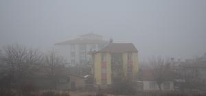 Malatya'da yoğun sis