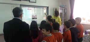Öğrencilerinden mektup kardeşliği projesi