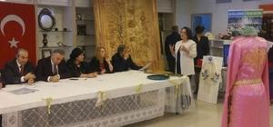 Simav Halk Eğitim Merkezi'ne 'özel reyon' hediyesi