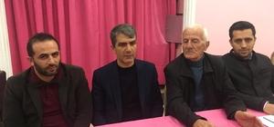 AK Parti Pelitözü Mahallesi Danışma Meclisi Toplantısı yapıldı