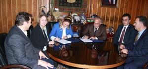 Atatürk Üniversitesi ile 'Mobbing' protokolü
