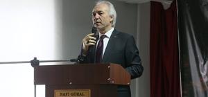 Başkan Kamil Saraçoğlu: Bizim için öğrencilerin görüşleri de çok önemli