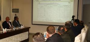 Karayolu Trafik Güvenliği İl Koordinasyon Kurulu Toplantısı Yapıldı