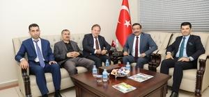 """Başkan Atilla: """"Diyarbakır Turizmini Geliştirecek Projeler Yapıyoruz"""""""