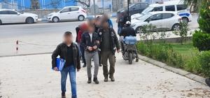 Milas'ta 5 uyuşturucu taciri adliye sevk edildi