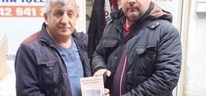 Gazeteci Tuna İşleyen'in 'Sülye'den Günlüce'ye' isimli kitabı çıktı
