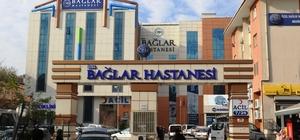 Özel Bağlar Hastanesinin yeni binası hizmete açıldı
